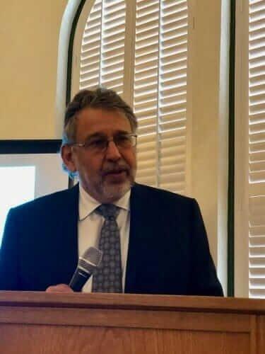 Guest Speaker Stan Schneider